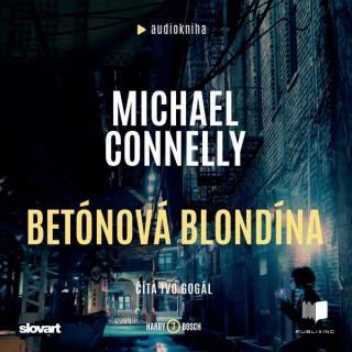Betónová blondína - Connelly Michael [Audio-kniha ke stažení]